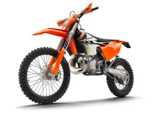 PHOTOS: First LOOK at the KTM Fuel Injected 2-stroke 250/300 EXC TPI