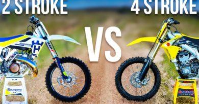 Stroke 2 vs stroke 4