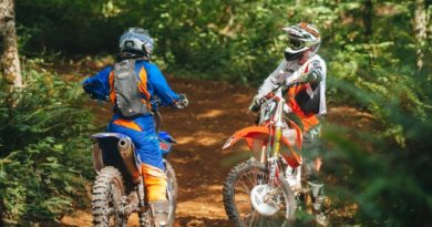 HOW TO PREVENT DEHYDRATING WHILE OUT RIDING