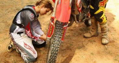 11 TIPS IN RIDING OFF-ROAD