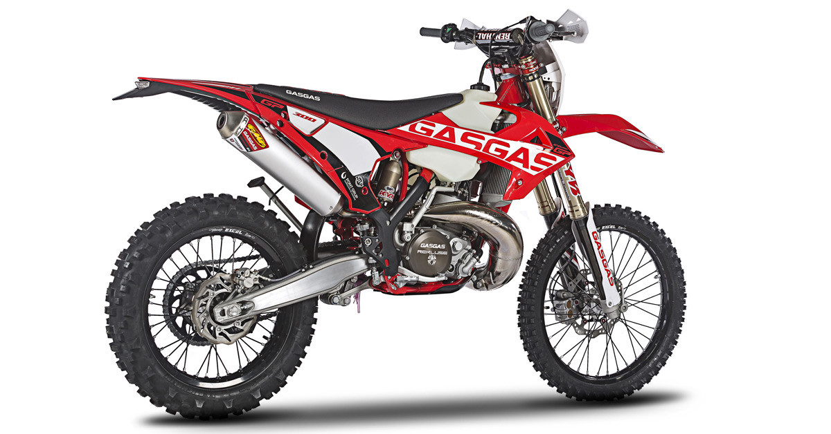 GAS GAS ENDURO GP MODEL'S FIRST LOOK