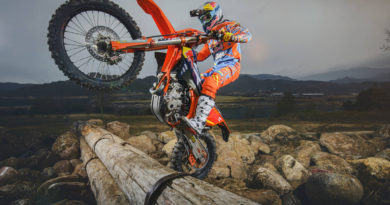 Behind the scenes of Enduro 2 World Champion – Josep Garcia