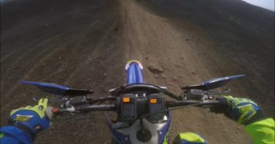 MARIO ROMAN GO PRO ON-BOARD  INKA HARD ENDURO PERU