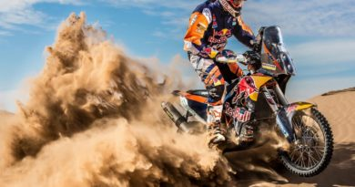 DAKAR RALLY IS ALMOST HERE!