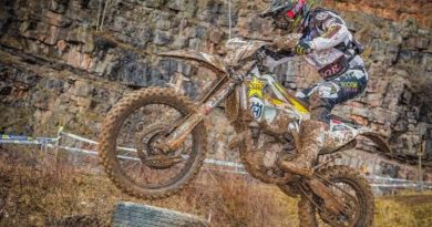 GRAHAM JARVIS WINS THE MICHELIN TOUGH ONE