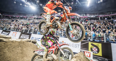 RESULTS: SUPERENDURO GP GERMANY ROUND 2