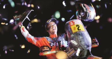 17TH CONSECUTIVE RALLY DAKAR WIN FOR KTM WITH MATTHIAS WALKNER