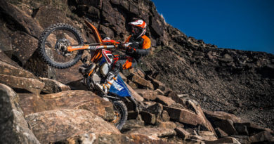 2018 KTM 450 EXC-F SIX DAYS