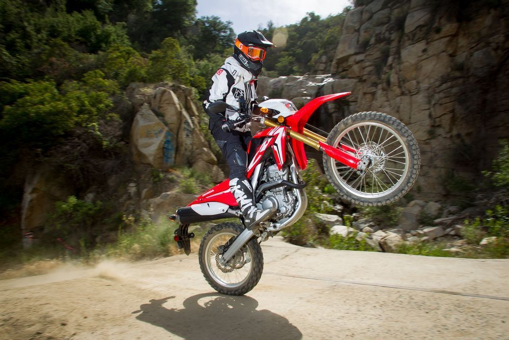 honda 2018 crf 250l rally dirtxtreme. Black Bedroom Furniture Sets. Home Design Ideas