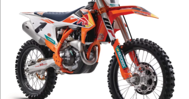 17 Facts about the 2018-1/2 KTM 450SXF Factory Edition