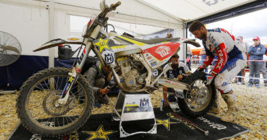 HUSQVARNA CONFIRMS RENTAL AND SERVICE PACKAGES FOR 2018 ISDE