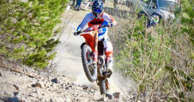 VICTORY FOR MIKAEL PERSSON IN SWEDISH ENDURO CHAMPIONSHIP