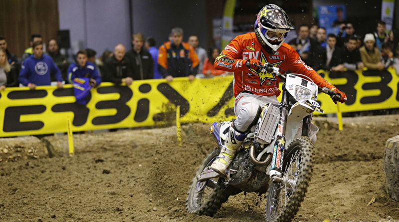 CONFIRMATION OF SIX ROUNDS FOR THE 2018 ENDUROCROSS, ALTA MOTORS TO TAKE PART