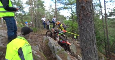EXTREME SWEDISH ENDURO SET IN JUNE 9TH IN BAHUSIA