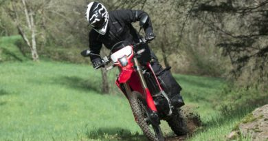 THE UNVEILING OF THE BRAND NEW HONDA CRF450L