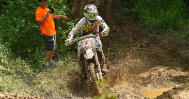 DUVALL'S SECOND WIN OF THE 2018 GNCC