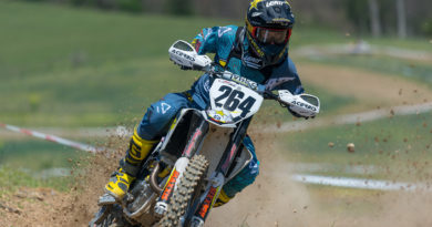 RYAN SIPES CLOSEST WIN AT FULL GAS SPRINT ENDURO ROUND TWO