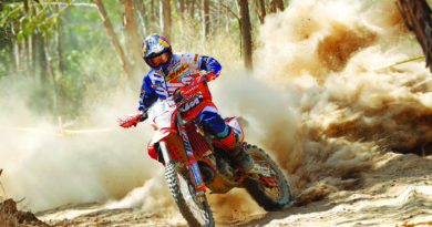 WATCH: HIGHLIGHTS FROM ENDURO GP PORTUGAL DAY 1