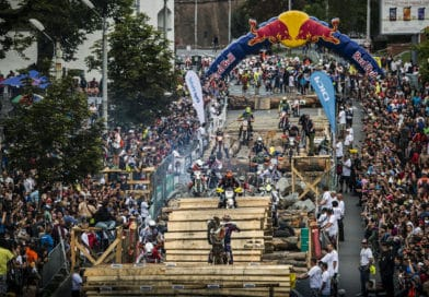 """RED BULL ROMANIACS PROMISES NEW """"UNTOUCHED WILDERNESS"""" ON ITS TRACKS"""