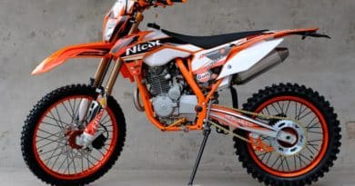 CHINESE DIRTBIKE NICOT RELEASES HERCULES 250 – ALMOST A KTM REPLICA