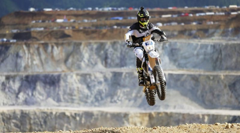 WATCH: TY TREMAINE ONBOARD ERZBERGRODEO ON AN ELECTRIC BIKE
