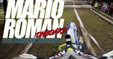 WATCH: ONBOARD MARIO ROMAN'S TKO HOT LAP 2018