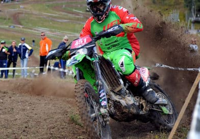 EUROPEAN ENDURO CHAMPIONSHIP GOING DOWN TO THE WIRE IN KIELCE