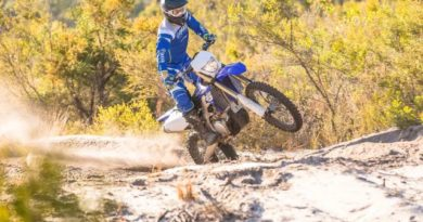 THE ALL NEW 2019 YAMAHA WR450F | LET'S TAKE A LOOK!