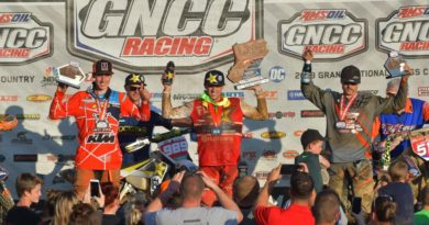 THAD DUVALL EARNS MASON-DIXON GNCC WIN OF 2018