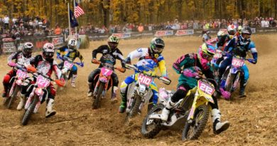 WATCH: 2018 IRONMAN GNCC BIKE HIGHLIGHTS