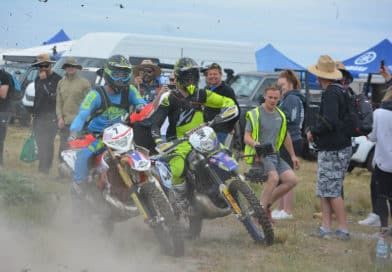 WADE WINS WILDWOOD ROCK EXTREME ENDURO FOR SECOND CONSECUTIVE TIME