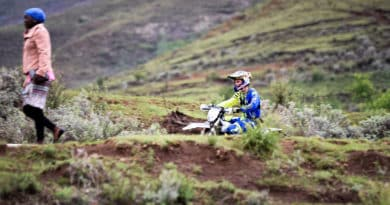 WADE YOUNG WINS ROOF OF AFRICA 2018 DAY 1