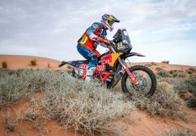 WATCH: UP CLOSE AND PERSONAL WITH THE KTM RALLY TEAM