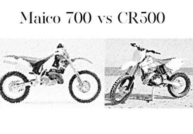 Maico 700 vs CR500: Classic vs Modern