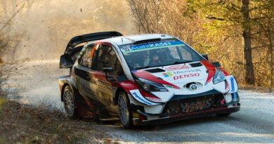 How did covid-19 impact WRC
