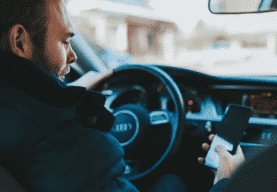 The Main Distractions On The Road And How To Avoid Them